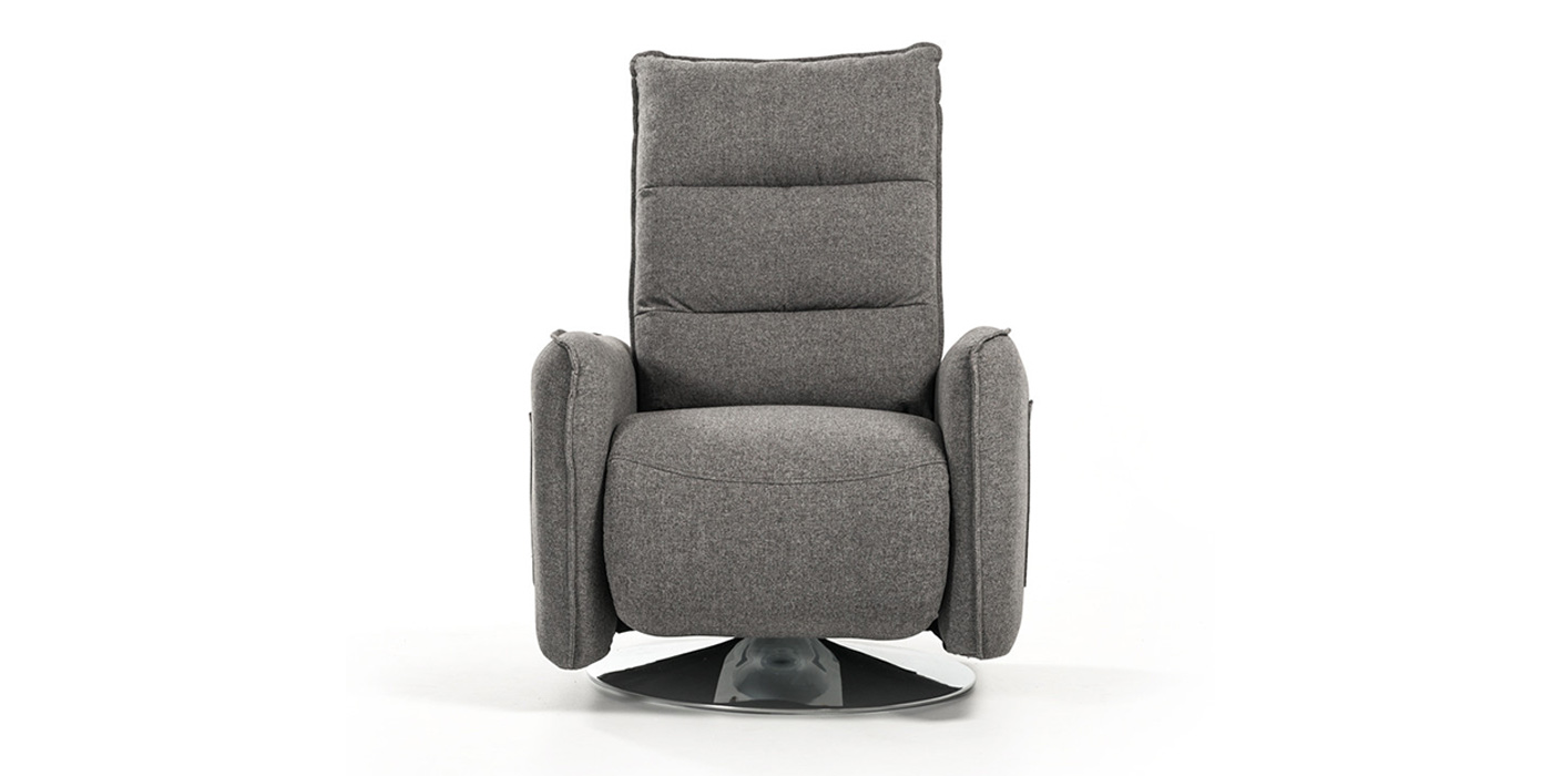MB R045 Fabric - RECLINER