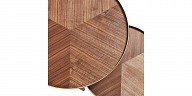 MODERN SIDE TABLE 2 PIECES - CT-399AB