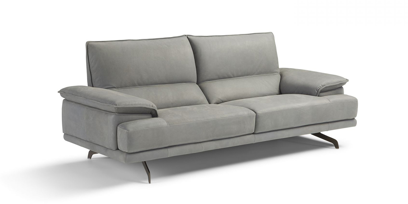 2 seater sofa with a refined for living room - Kris