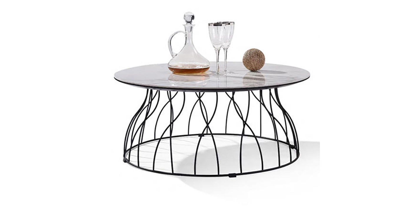 MODERN CENTER TABLE - C181049-A