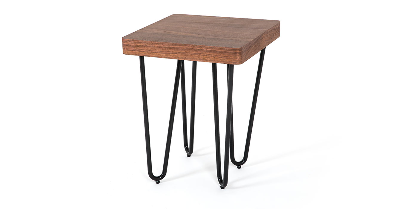 Wooden side table - CT-359