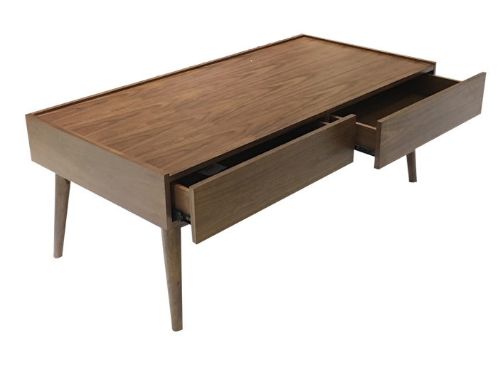 Wooden center coffee table - Stella