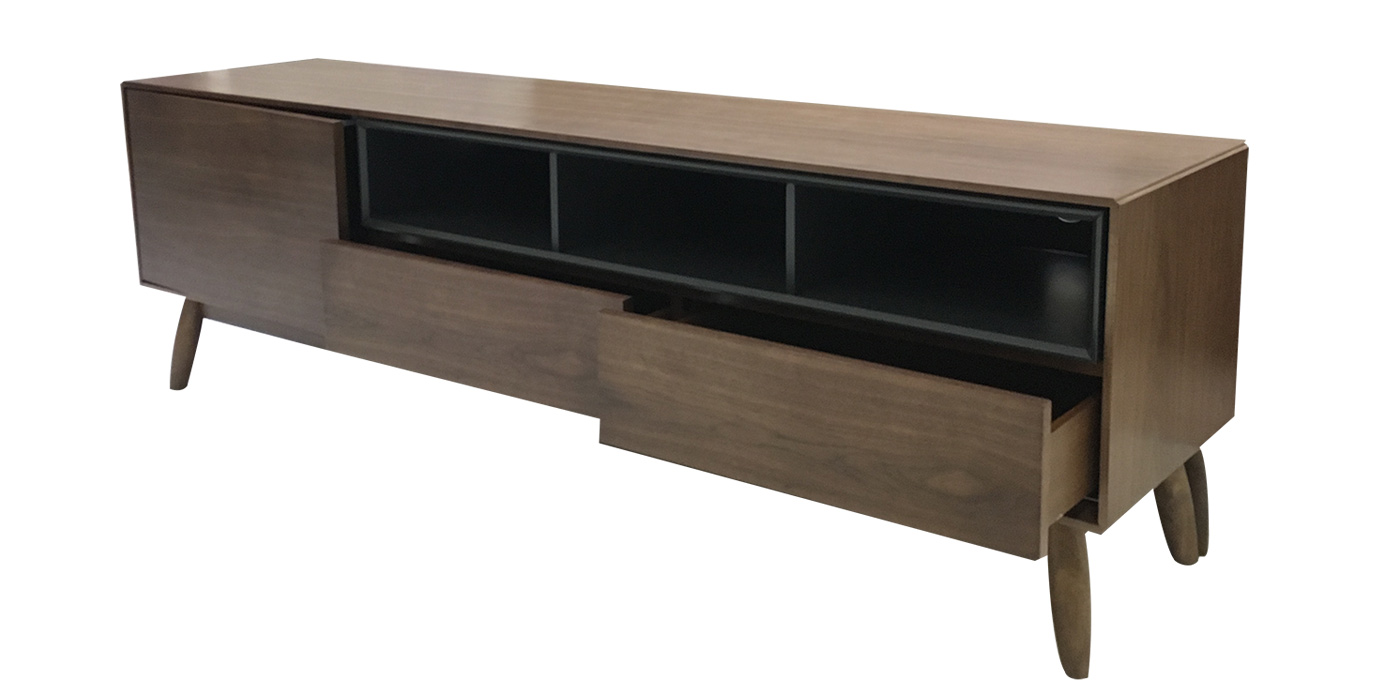 Wooden TV table - Rico