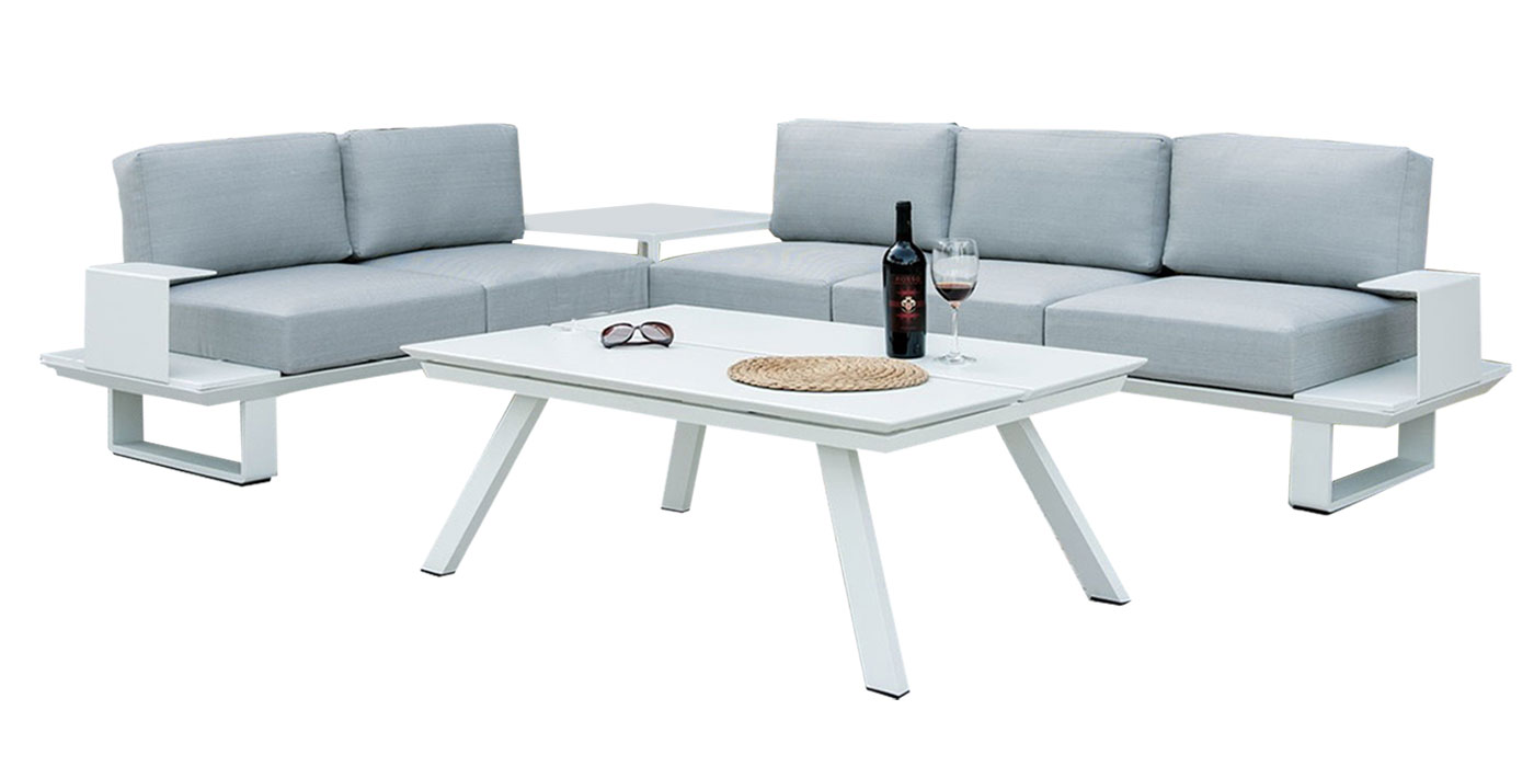 Aluminum outdoor set - HM 5075