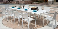 aluminum outdoor table - HM3439