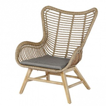 OUTDOOR DINING CHAIR - STRETTI