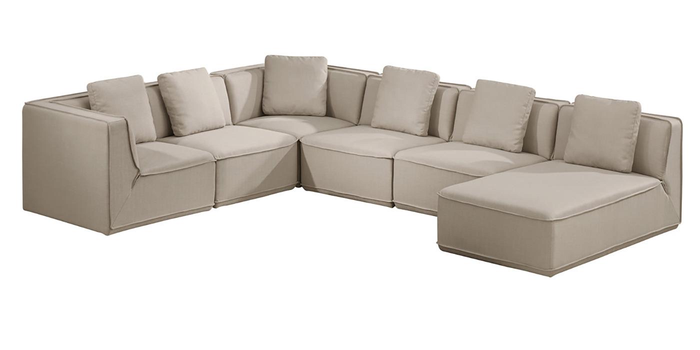 Comfortable Modular corner piece for living room - MB 1701